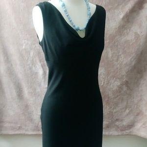 Studio Y Black Dress Size 9/10